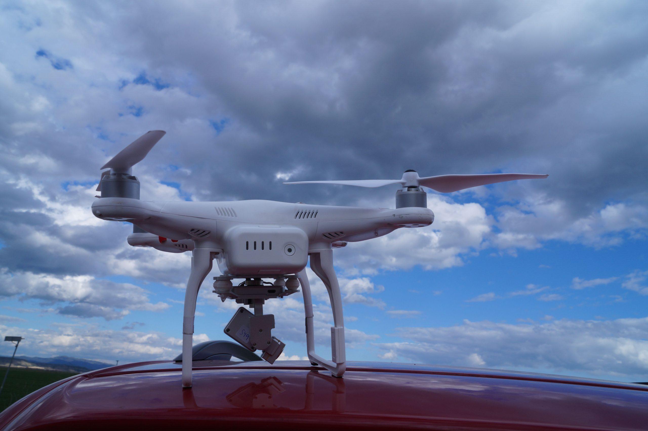 El dron con el que comenzamos