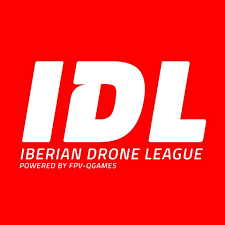 LOGO DE IBERIAN DRONE LEAGUE