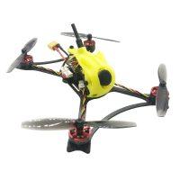 TOOTHPICK FullSpeed F4 OSD 2-3S Whoop FPV Racing Drone PNP BNF con cámara Caddx Micro F2 1200TVL - Receptor Frsky compatible