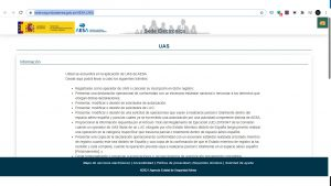ACCESO A LA APLICACIÓN DE AESA PARA ALTA COMO OPERADOR 2021