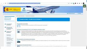 TRAMITACIONES TELEMÁTICAS AESA DRONES 2021 NORMATIVA EUROPEA